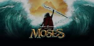 Moses at Sight & Sound Theatre - 2021