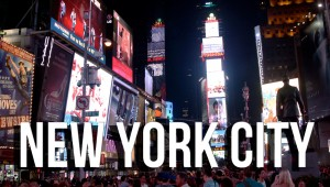 New York City - Shopping/Sightseeing - A Day on Your Own 2019